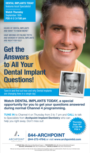 ArchPoint Implant Dentistry Email