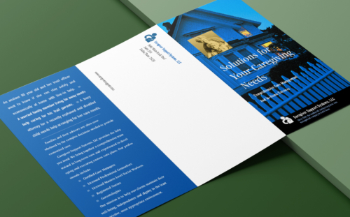 Caregiver Support Systems brochure
